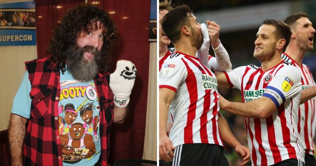 Mick Foley coming to Sheff Utd thanks to Billy Sharp