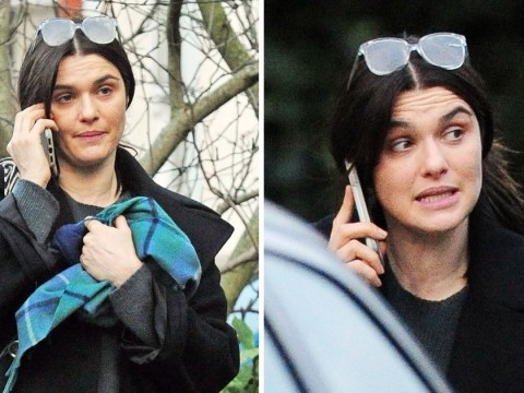 Rachel Weisz wraps up for casual London stroll after The Favourite Bafta win