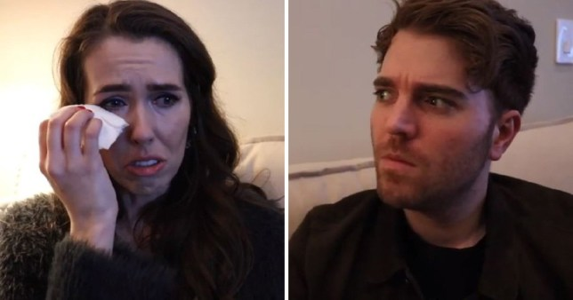 Brittani Louise Taylor Tells Shane Dawson About Close Call With
