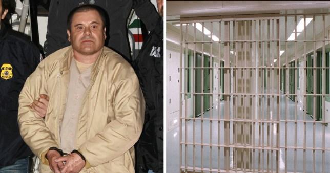 El chapo sentencing