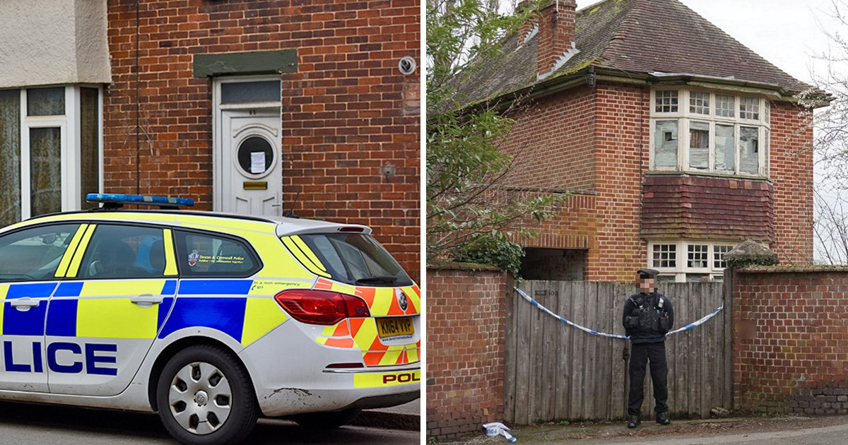 Three men their 80s found dead at two properties in Exeter