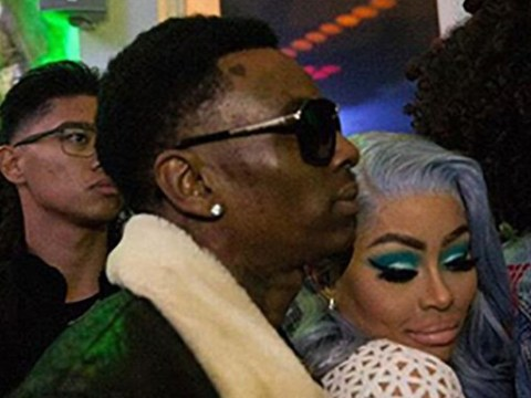 Blac Chyna and Soulja Boy 'dating' after they slid into each other's Instagram DMs