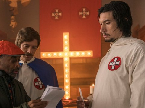 Adam Driver opens up on 'uncomfortable' BlacKkKlansmen set and wearing a KKK hood