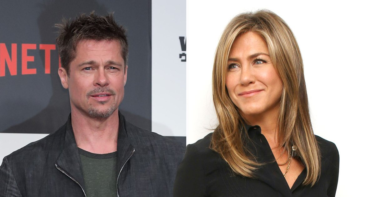 Jennifer Aniston and Brad Pitt secretly rekindled friendship years ago so we can all calm down