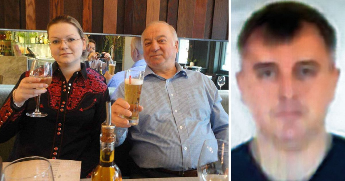 Third suspect behind Skripal Novichok poisoning is named