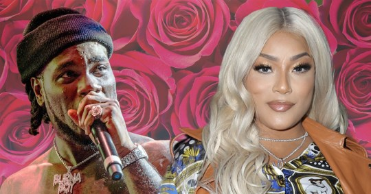 Stefflon Don declares 'love' for Burna Boy after Valentine's