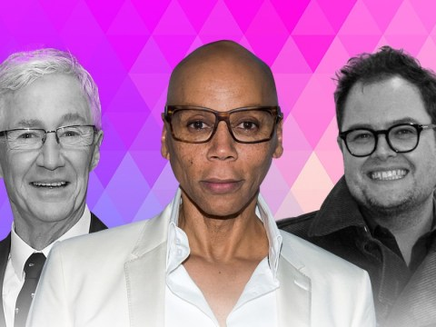Alan Carr panics after accidentally confirming Paul O'Grady as RuPaul's Drag Race judge: 'Have I put my foot in it?'