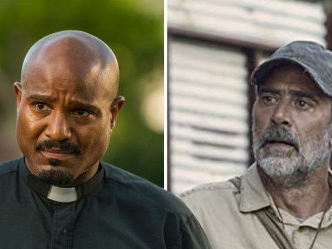The Walking Dead's Father Gabriel isn't to blame for Negan's escape, insists Seth Gilliam