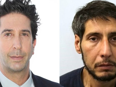 Man who doesn't look like David Schwimmer denies theft