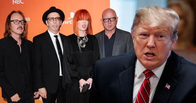 Garbage and Trump