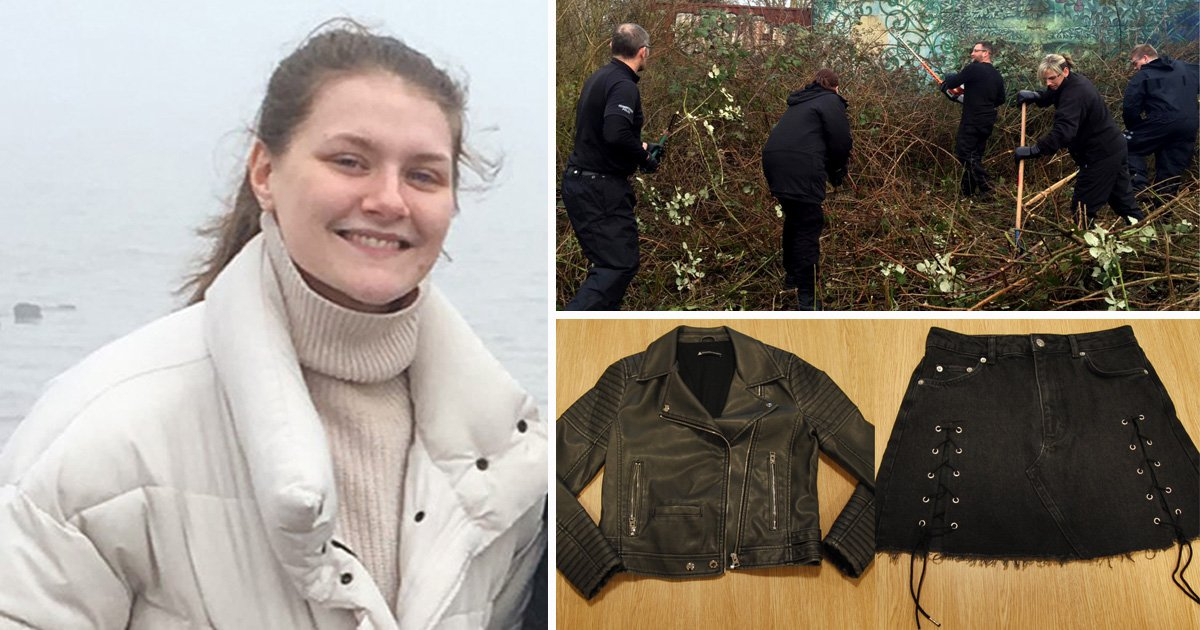 Police vow not to give up Libby Squire search 16 days after she disappeared