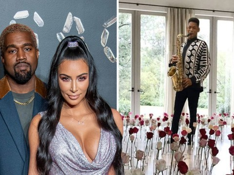 Will Smith trolls Kim Kardashian and Kanye West over Kenny Rogers 'saxual' Valentine's Day
