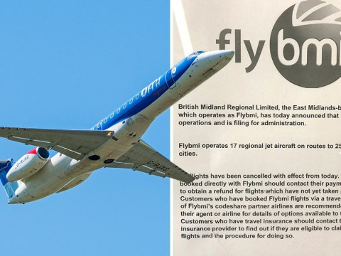 Chaos as Flybmi suspends all flights to 'file for administration'