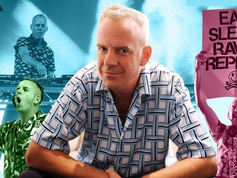 Fatboy Slim on eternal youth, viral filmclips and performing in 'stupid places where DJs shouldn't be'
