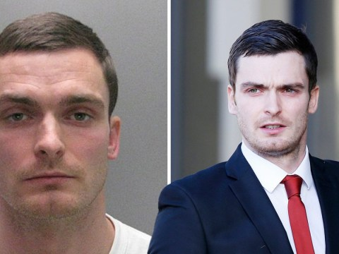 What did Adam Johnson do, as he is released from prison after three years