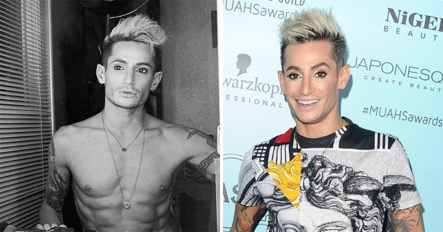 Frankie Grande opens up about being 20 months sober