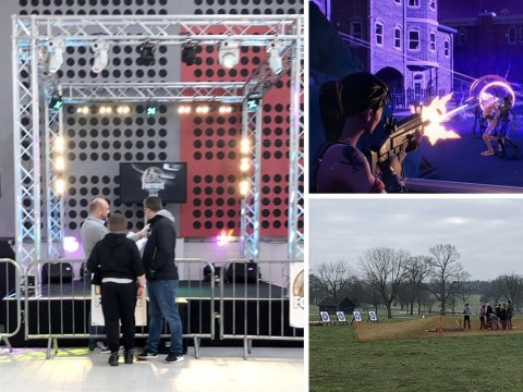 'Depressing' Fortnite Live festival 'left children in tears and parents demanding refunds'
