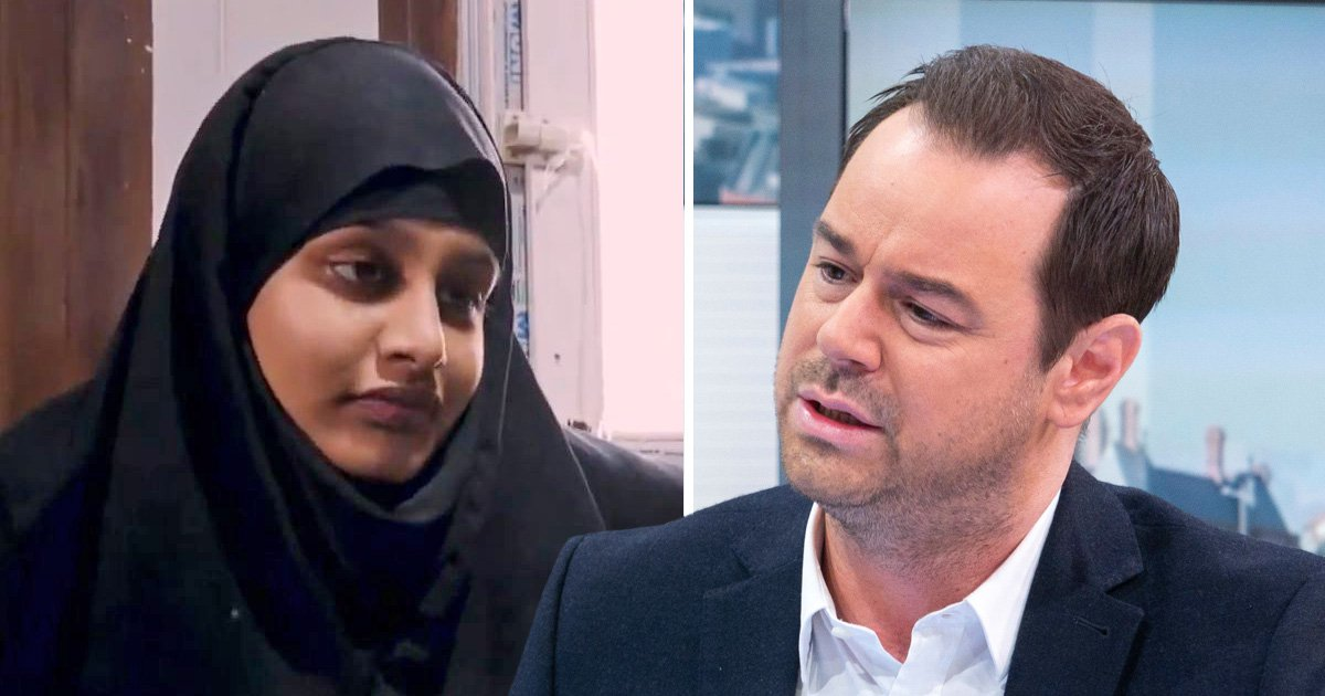 Danny Dyer believes 'ISIS bride' Shamima Begum should be allowed to return to UK