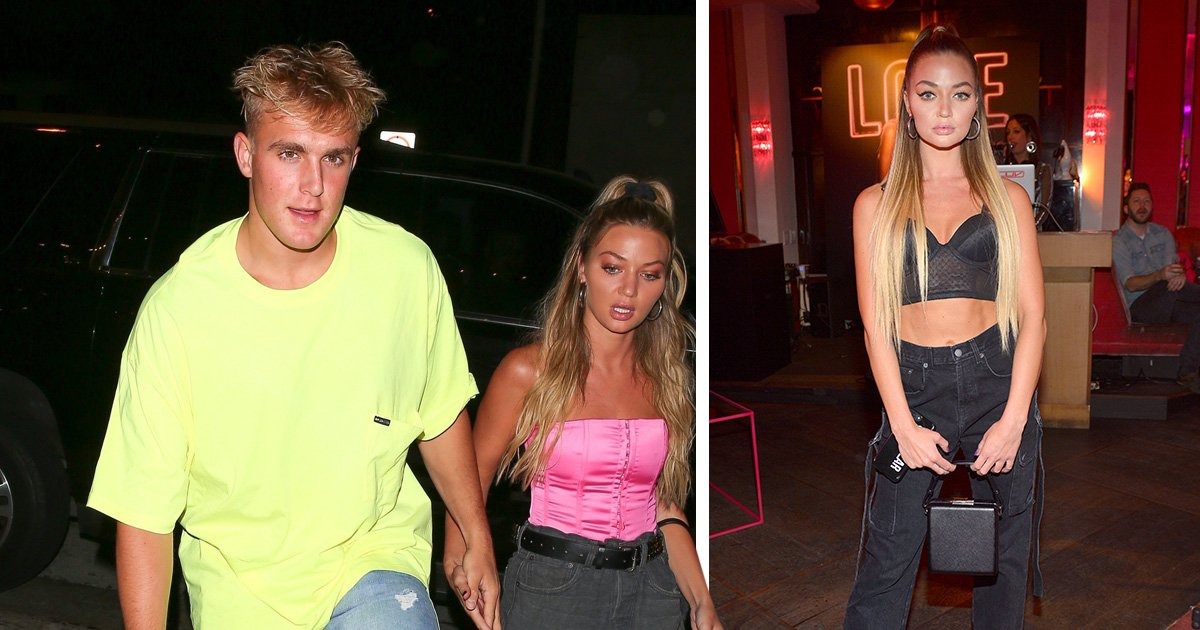 Jake Paul shares awkward messages with ex-girlfriend Erika Costell as he gears up to release track I'm Single