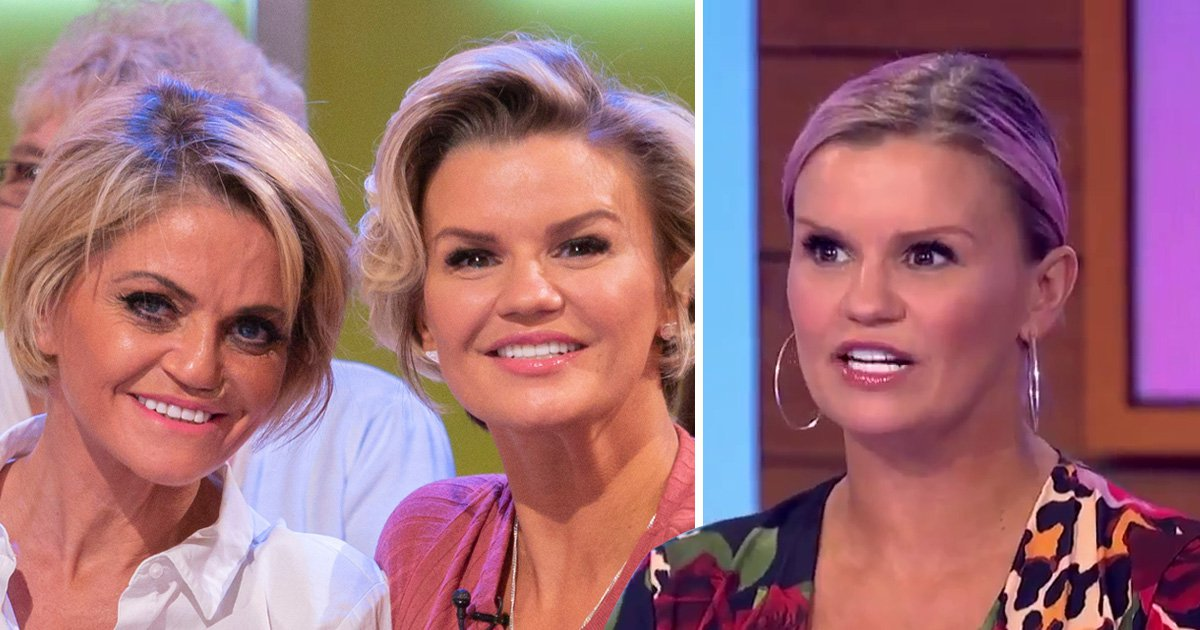 Kerry Katona promises to 'always be there' for Danniella Westbrook but admits: 'I need to work on myself'
