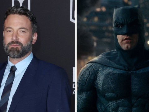 Ben Affleck admits he 'was never happy' with his script for The Batman so he decided to quit