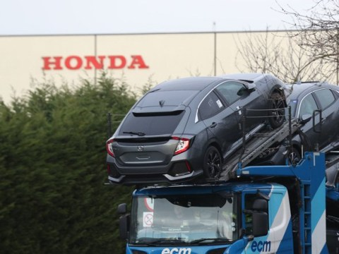 Up to 3,500 jobs at risk as Honda 'plans to close Swindon car plant'