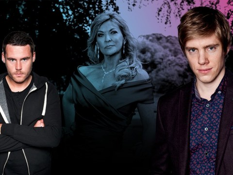 Emmerdale spoilers: Kim Tate to target Robert Sugden and Aaron Dingle?