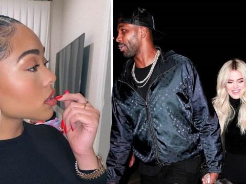 Khloe Kardashian praised Jordyn Woods selfie just hours before 'cheating' scandal broke