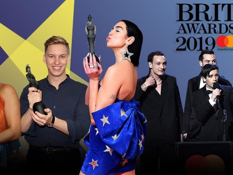 The winners, the surprise celebrity guests, those performances and Jack Whitehall's very awkward jokes… we give you the Brits 2019