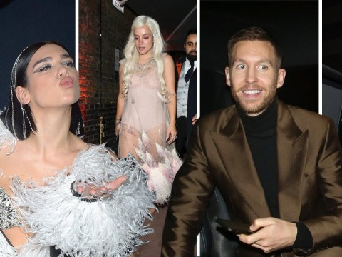 The best pictures from the Brits after-parties as celebs let their hair down in bougie hotspots