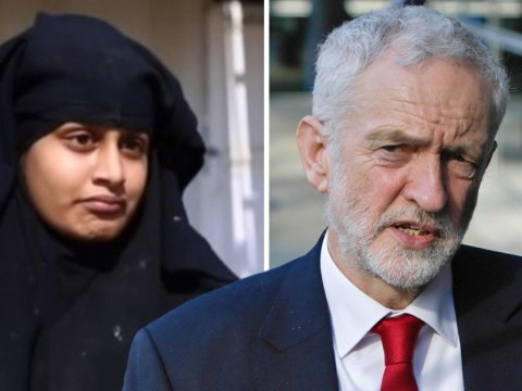 Jeremy Corbyn says UK should let Shamima Begum return home