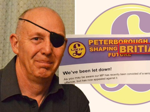 UKIP councillor ridiculed after misspelling 'Britain' on his own leaflet