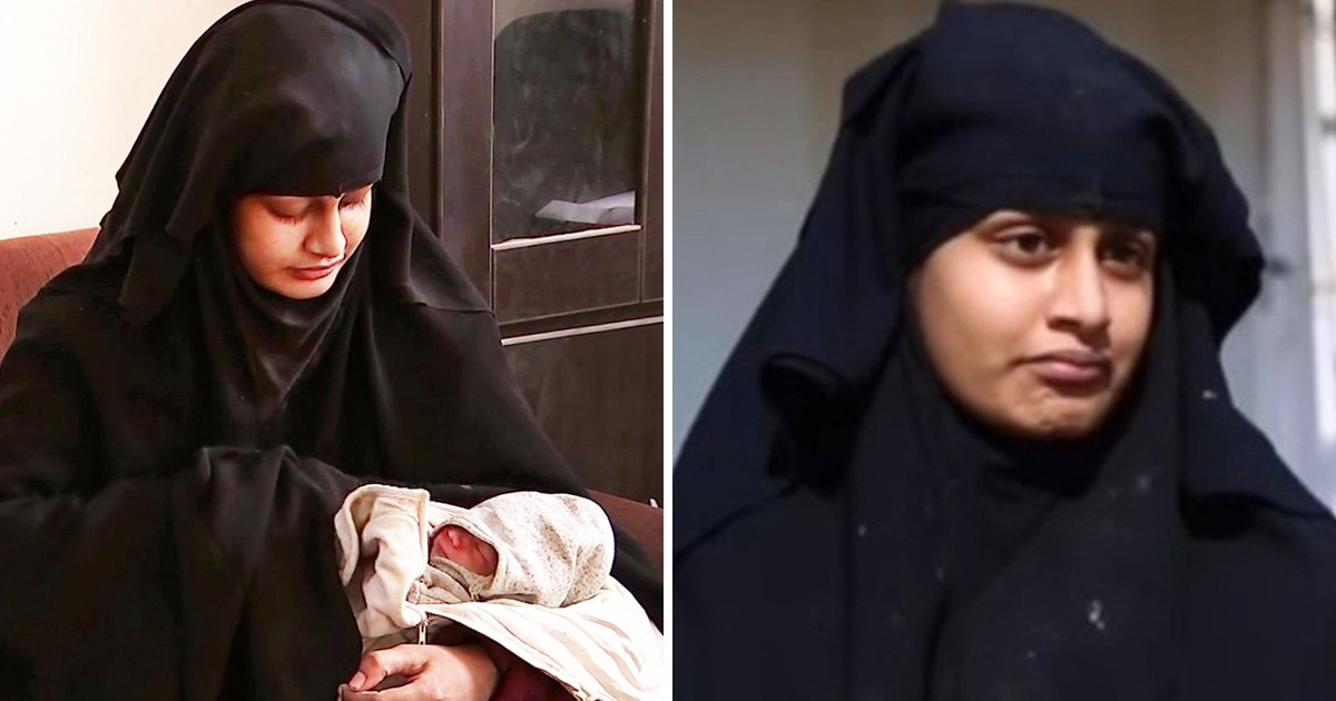 Isis bride Begum 'unlikely to change extreme views' say neighbours