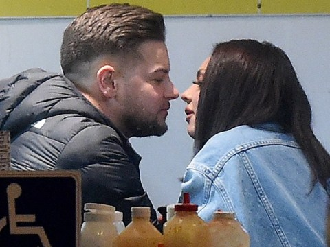 Jesy Nelson and Chris Hughes fuel dating rumours as they 'hold hands' on not-so secretive cinema date