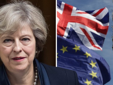 We will not stop Brexit, Theresa May says as MPs call to extend Article 50