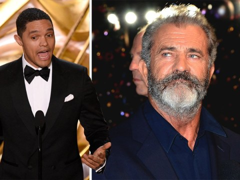 Trevor Noah makes dig at Mel Gibson in Black Panther speech at Oscars