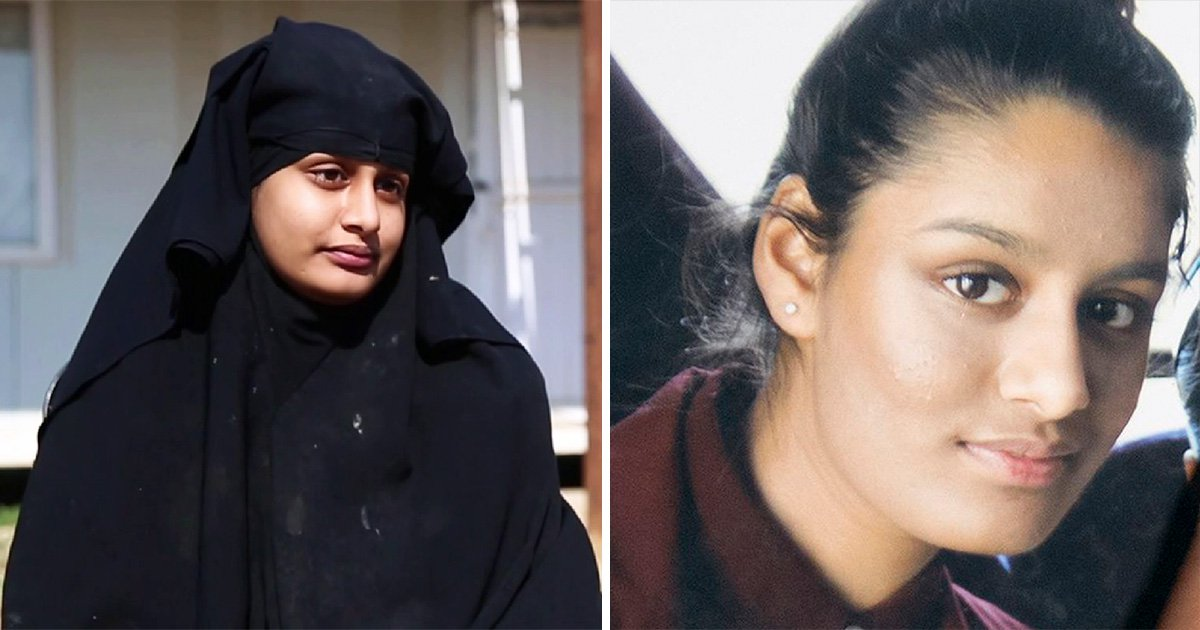 Shamima Begum wants to inspire British girls not to make her mistakes