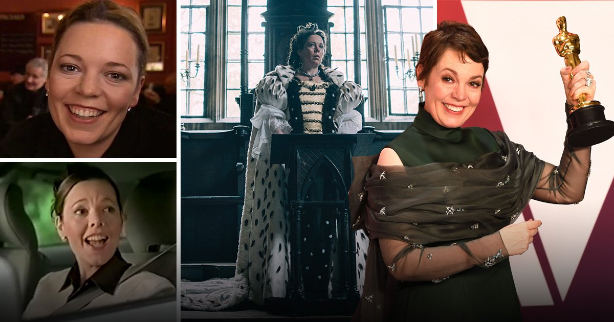 From Peep Show to The Favourite: A timeline of Olivia Colman's rise to Oscar winner