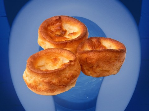 Please don't flush Yorkshire puddings down the toilet