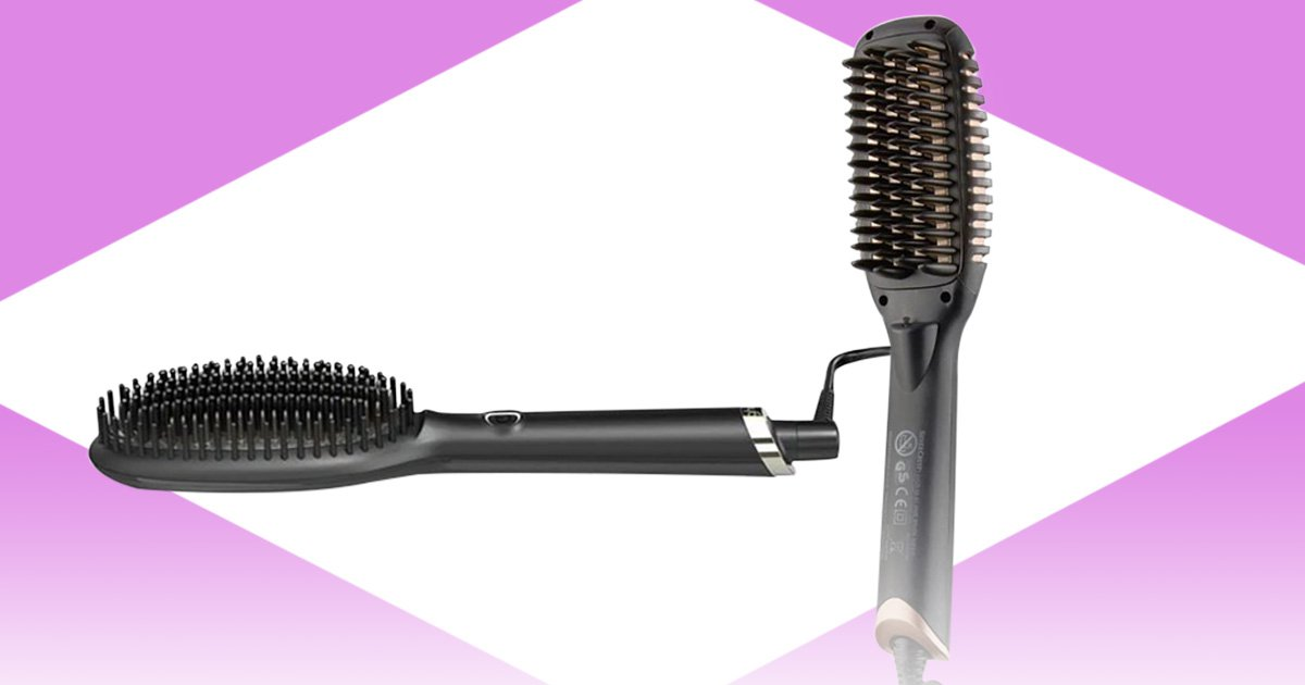 Lidl releases a dupe of the £125 GHD straightening brush for just £14.99