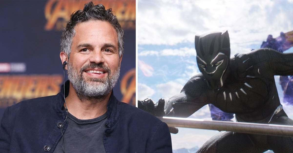 Marvel's Mark Ruffalo congratulates Black Panther stars on historic Oscars win and he's so precious