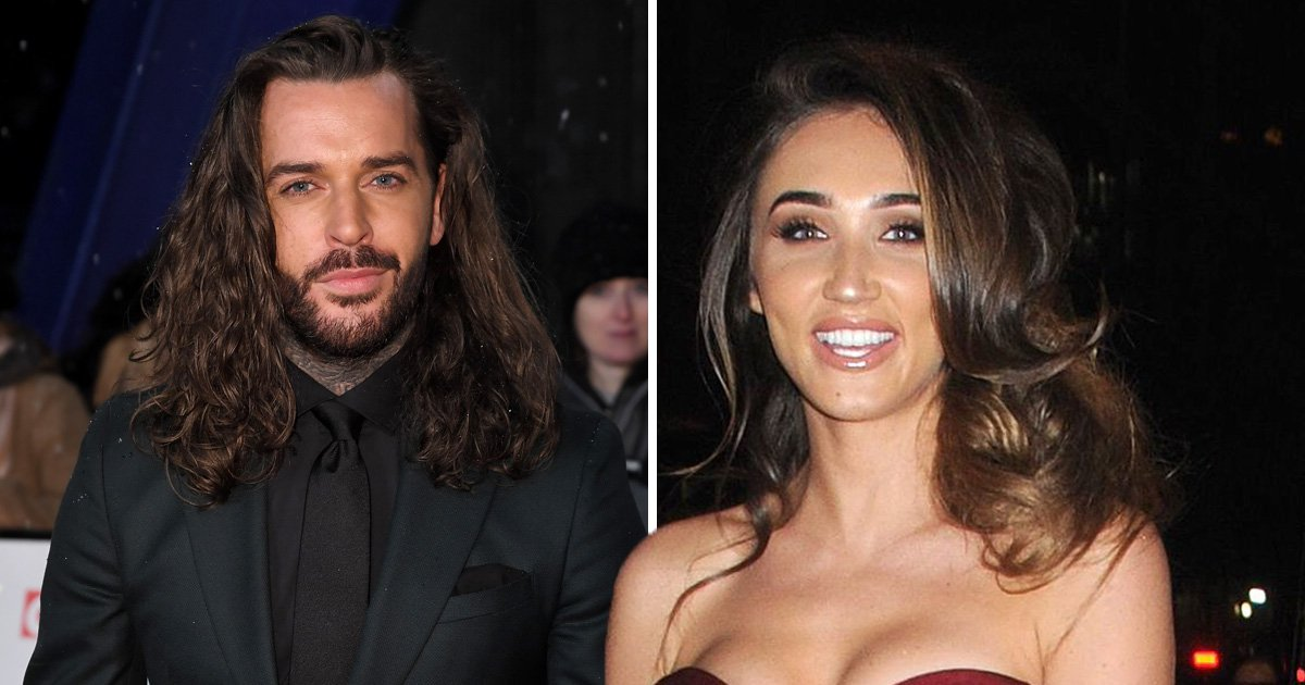 Pete Wicks admits he 'made mistakes' with ex Megan McKenna as she reveals she sought therapy after break-up