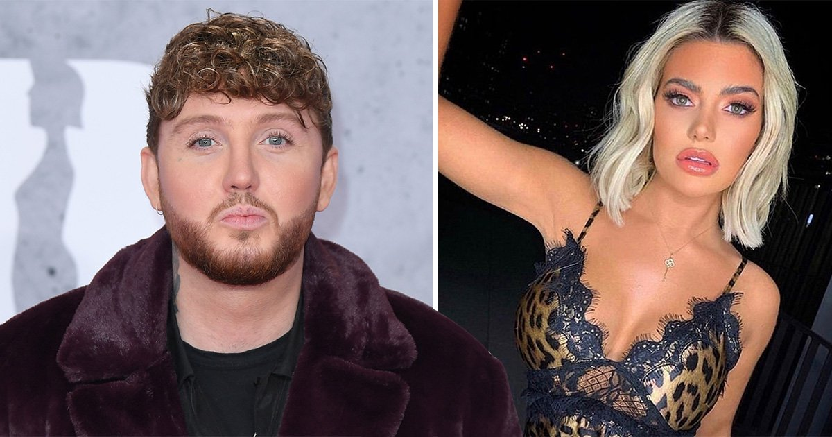 Megan Barton-Hanson admits she was only 'bantering' as she clears up those James Arthur DMs