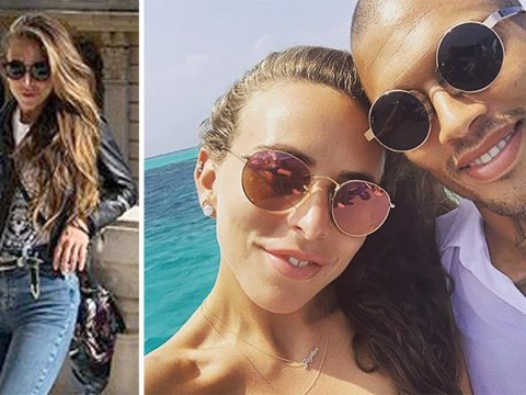 Chloe Green pictured without 'engagement ring' after 'heated' argument with Jeremy Meeks