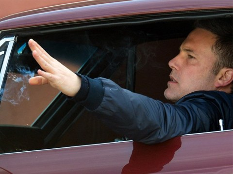 Ben Affleck puffs cigarette on solo drive amid Lindsay Shookus reunion rumours
