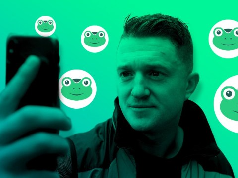 Tommy Robinson fans find new way to get round Facebook and Twitter bans