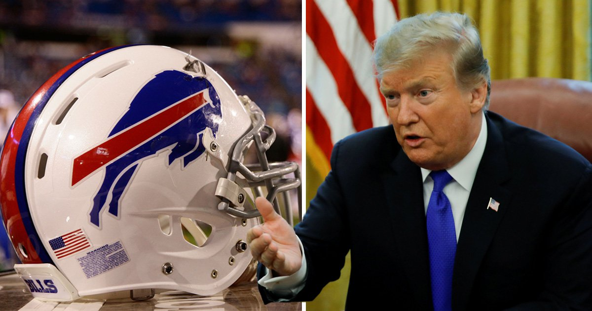 Donald Trump 'broke law by lying about his wealth to bank to try and buy NFL team'