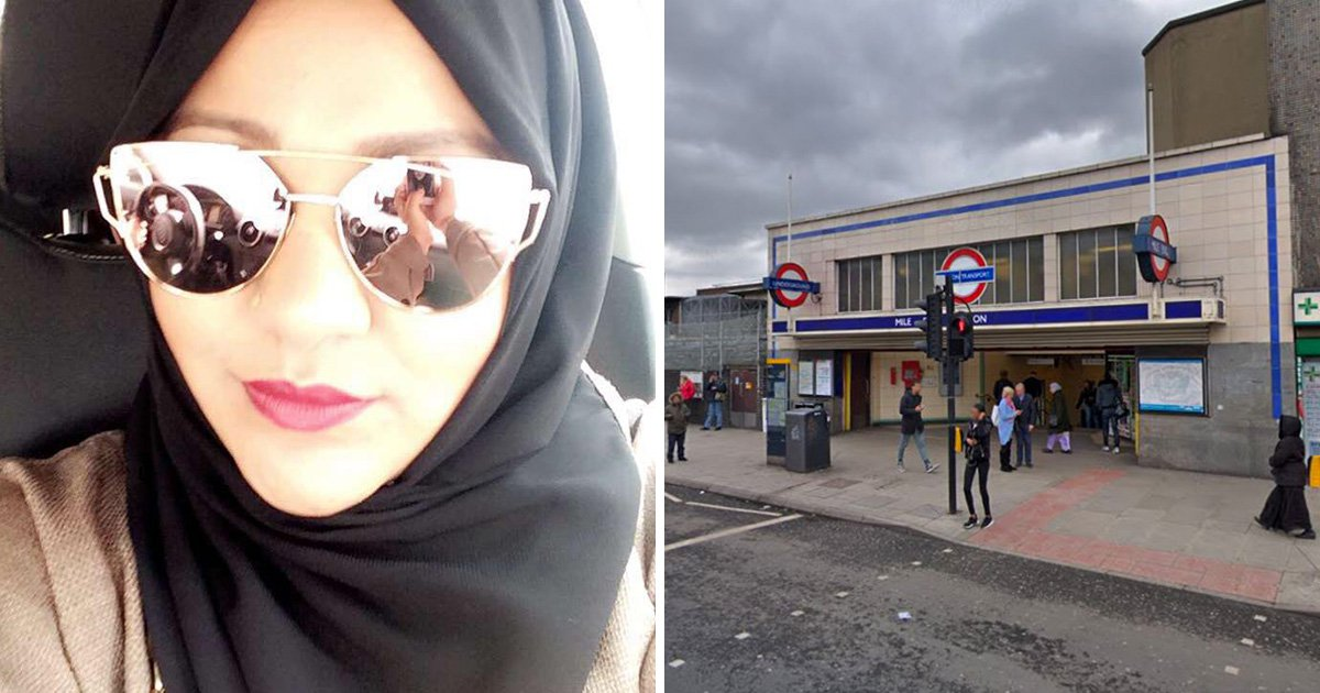 Girl, 3, told to 'f**k off back to Syria' as TfL 'stood by and did nothing'