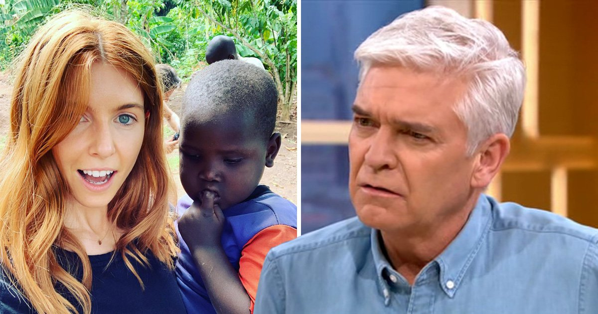 Phillip Schofield slams Stacey Dooley backlash over Comic Relief video: 'This in itself is racist'