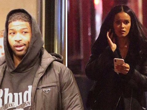 Tristan Thompson does himself no favours as he 'has dinner with woman who isn't Khloe Kardashian'